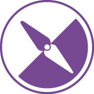 Kompass_lila_150